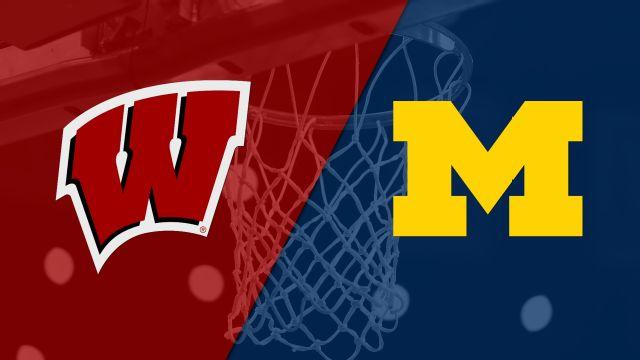 #11 Wisconsin vs. Michigan (M Basketball)