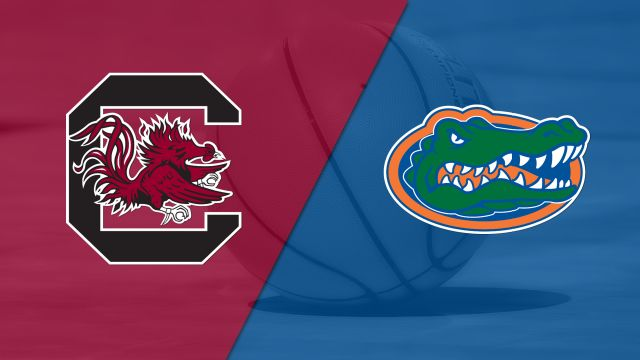 South Carolina vs. #13 Florida (M Basketball)