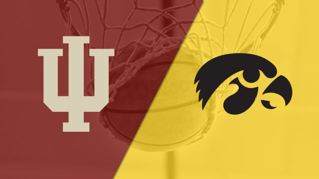Indiana vs. Iowa (M Basketball)