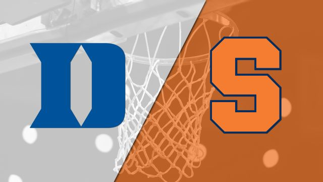 #10 Duke vs. Syracuse (M Basketball)