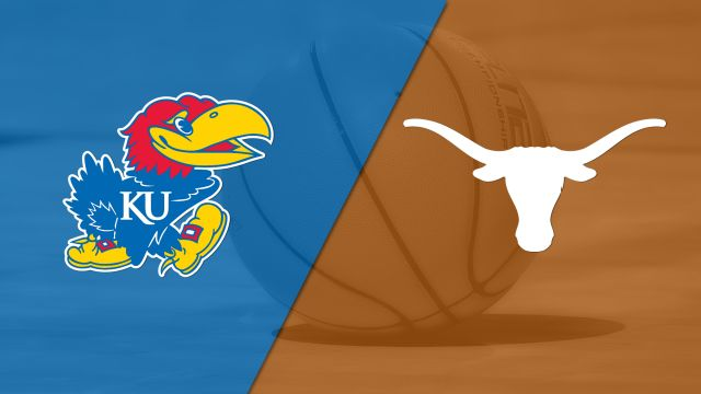 #3 Kansas vs. Texas (M Basketball)