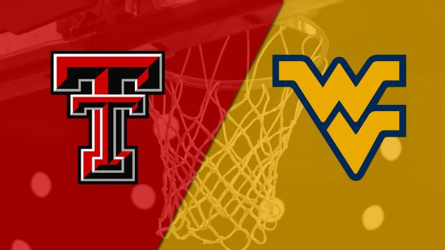 Texas Tech vs. #9 West Virginia (M Basketball)