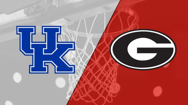 #13 Kentucky vs. Georgia (M Basketball)