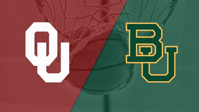 Oklahoma vs. #9 Baylor (M Basketball)