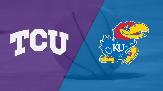 TCU vs. #3 Kansas (M Basketball)