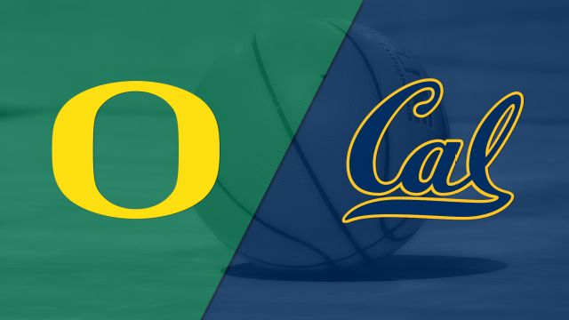 #6 Oregon vs. California (M Basketball)