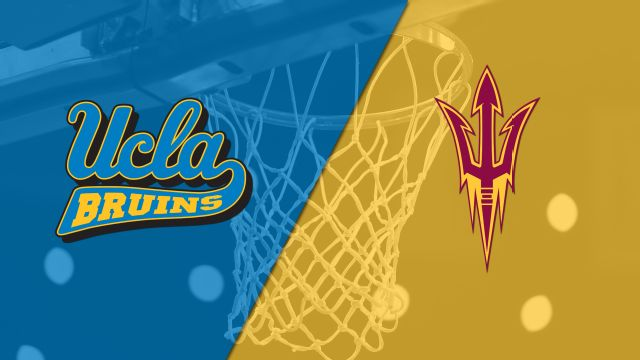 #5 UCLA vs. Arizona State (M Basketball)