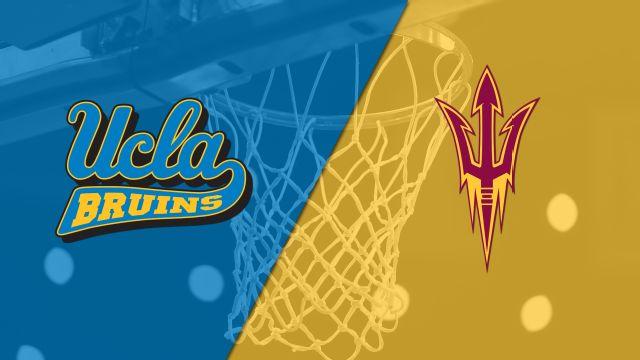 #5 UCLA vs. Arizona State (M Basketball)