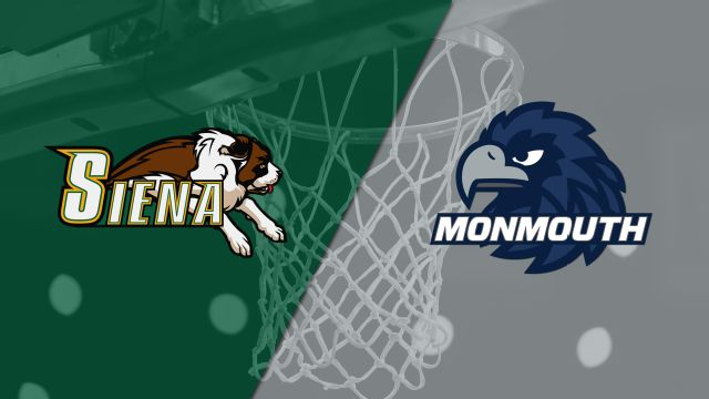 Siena vs. Monmouth (M Basketball)