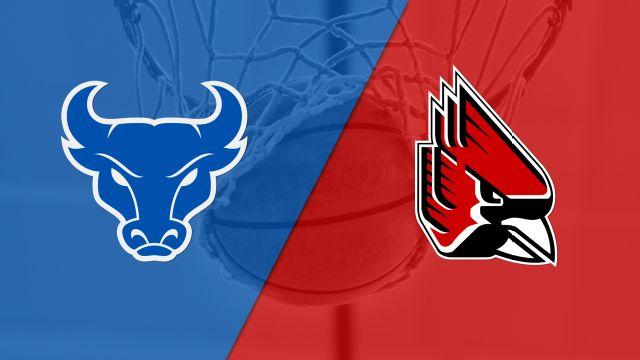 Buffalo vs. Ball State (M Basketball)