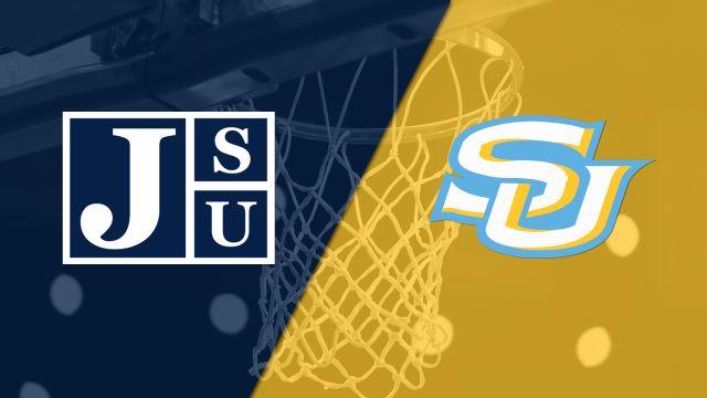 Jackson State vs. Southern (M Basketball)