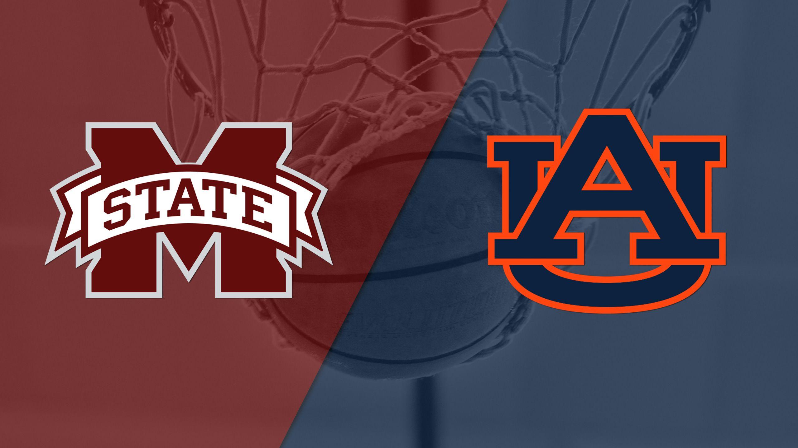 Mississippi State vs. Auburn (M Basketball)