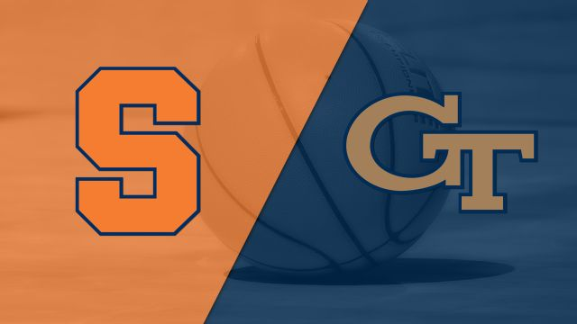 Syracuse vs. Georgia Tech (M Basketball)
