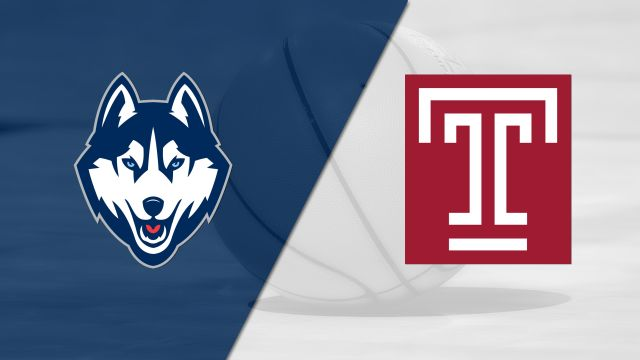 Connecticut vs. Temple (M Basketball)