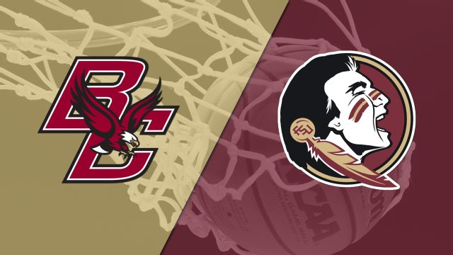 Boston College vs. #19 Florida State (M Basketball)