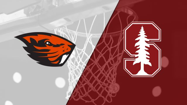 Oregon State vs. Stanford (M Basketball)