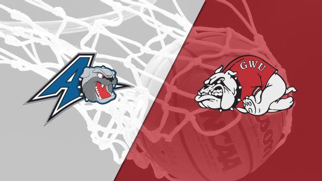 UNC Asheville vs. Gardner-Webb (M Basketball)