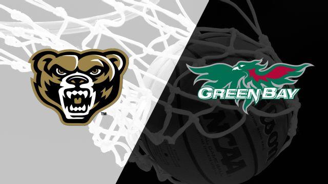 Oakland vs. Green Bay (M Basketball)