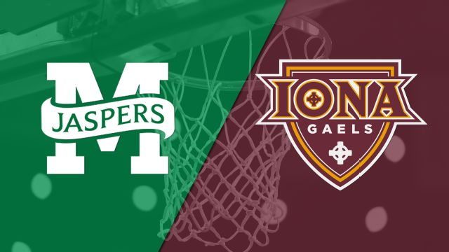 Manhattan vs. Iona (M Basketball)