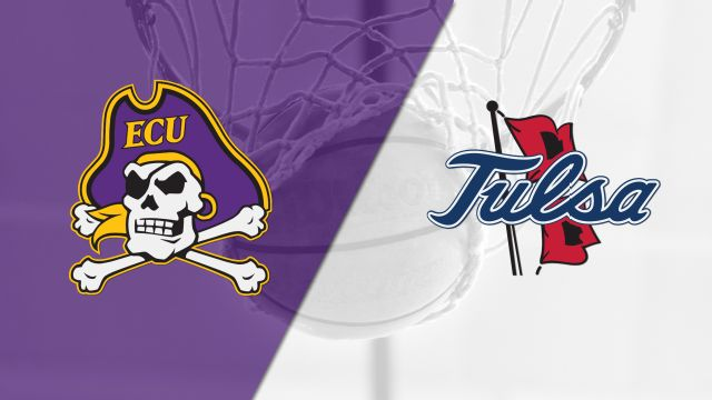 East Carolina vs. Tulsa (M Basketball)