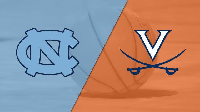 #5 North Carolina vs. #23 Virginia (M Basketball)