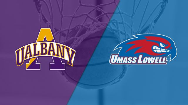Albany vs. UMass Lowell (M Basketball)