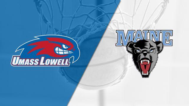 UMass Lowell vs. Maine (M Basketball)