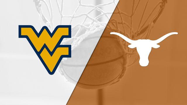 #10 West Virginia vs. Texas (M Basketball)