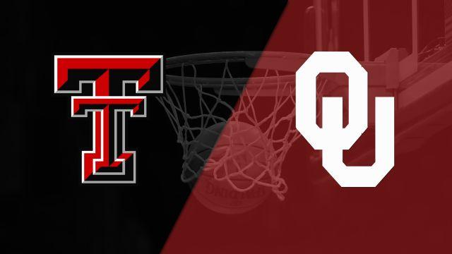 Texas Tech vs. Oklahoma (M Basketball)