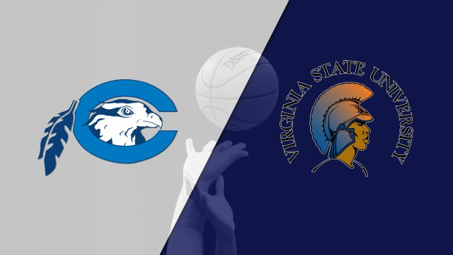 Chowan vs. Virginia State (M Basketball)