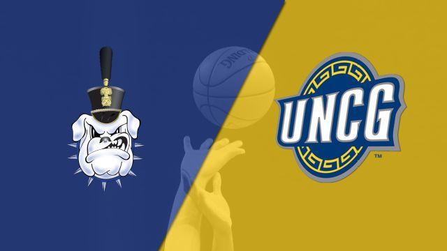 The Citadel vs. UNC Greensboro (M Basketball)