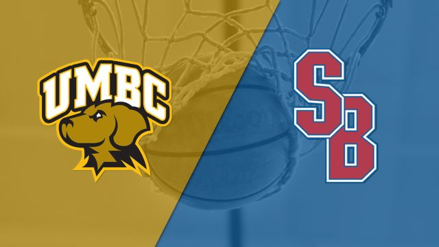 UMBC vs. Stony Brook (M Basketball)