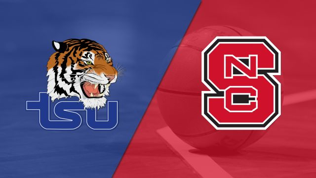 Tennessee State vs. NC State (M Basketball)