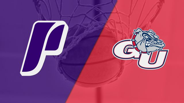 Portland vs. #4 Gonzaga (M Basketball)