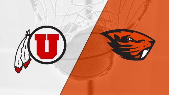 In Spanish - Utah vs. Oregon State (M Basketball)
