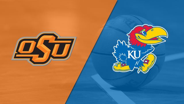 Oklahoma State vs. #2 Kansas (M Basketball)
