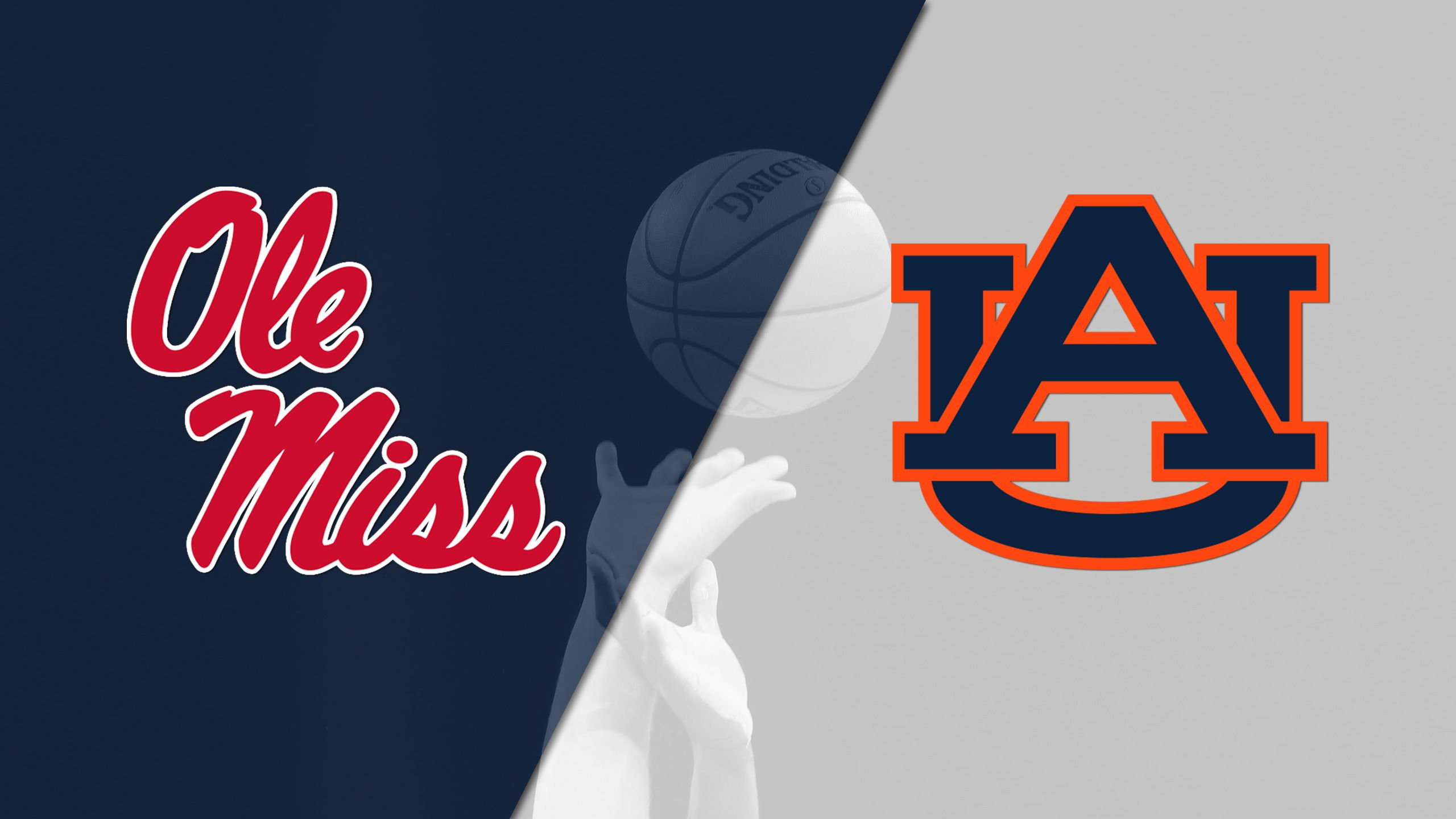 Ole Miss vs. Auburn (M Basketball)