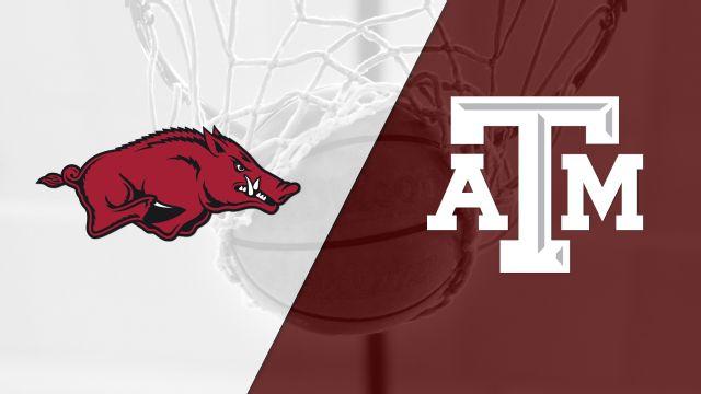 Arkansas vs. Texas A&M (M Basketball) (re-air)