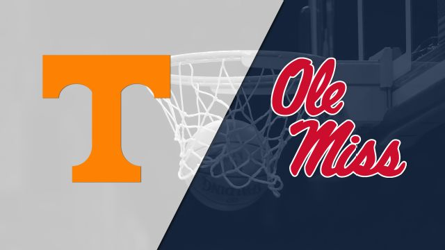 Tennessee vs. Ole Miss (M Basketball)