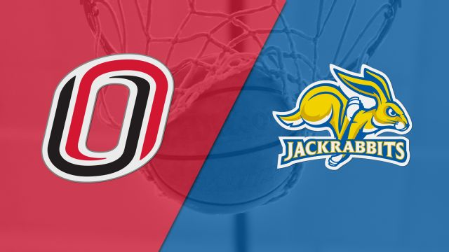 Omaha vs. South Dakota State (M Basketball)