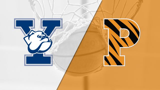 Yale vs. Princeton (M Basketball)