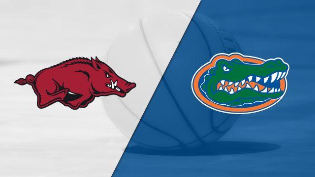 Arkansas vs. #12 Florida (M Basketball)