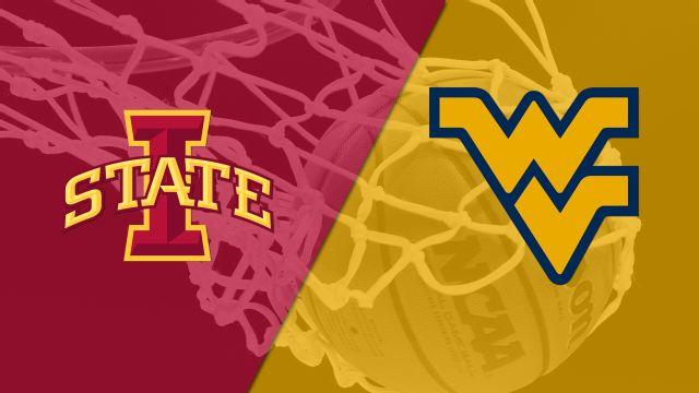 #24 Iowa State vs. #10 West Virginia (M Basketball)