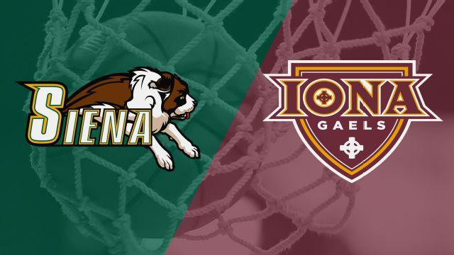 Siena vs. Iona (Championship) (MAAC Men's Championship)