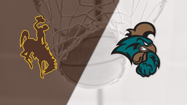 Wyoming vs. Coastal Carolina (Finals, Game #1) (CBI)