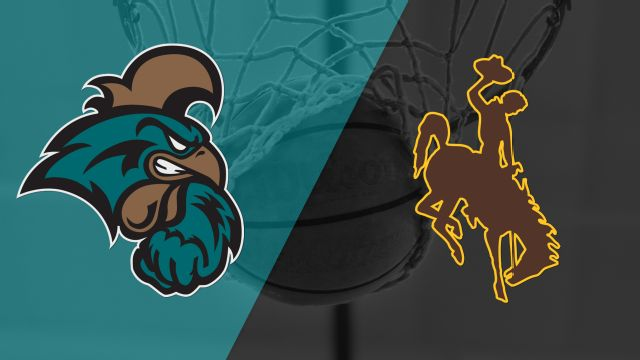 Coastal Carolina vs. Wyoming (Finals, Game #2) (CBI)
