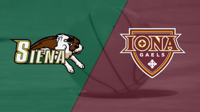 Siena vs. Iona (M Basketball)