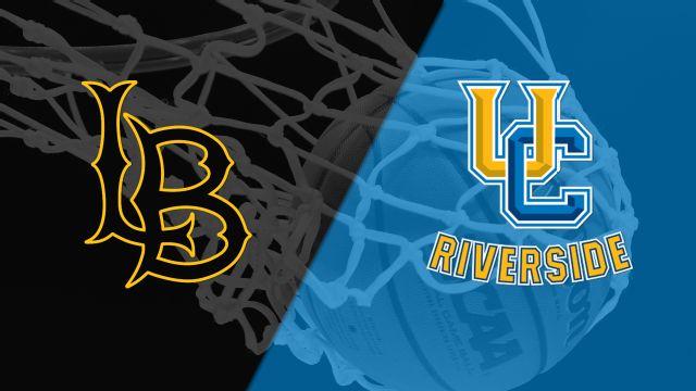 Long Beach State vs. UC Riverside (M Basketball)