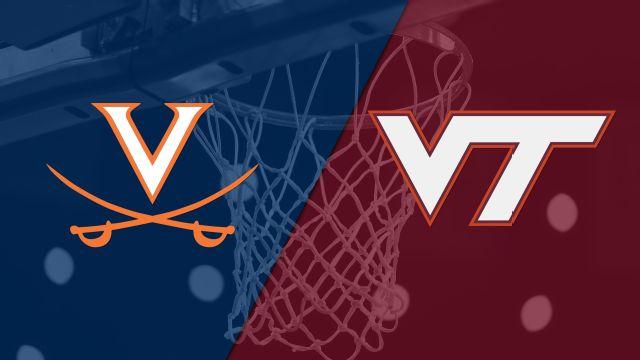 #12 Virginia vs. Virginia Tech (M Basketball)