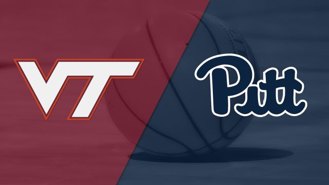 Virginia Tech vs. Pittsburgh (M Basketball)